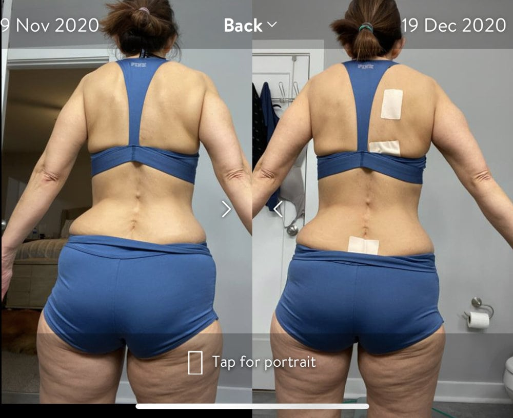 Anna Quinn Fitness patricia h back 6 week physique